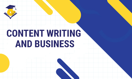 Content writing and business