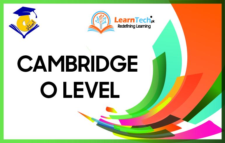 Cambridge O Level