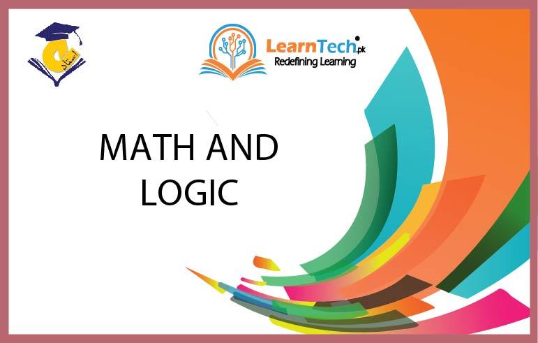 Math and Logic